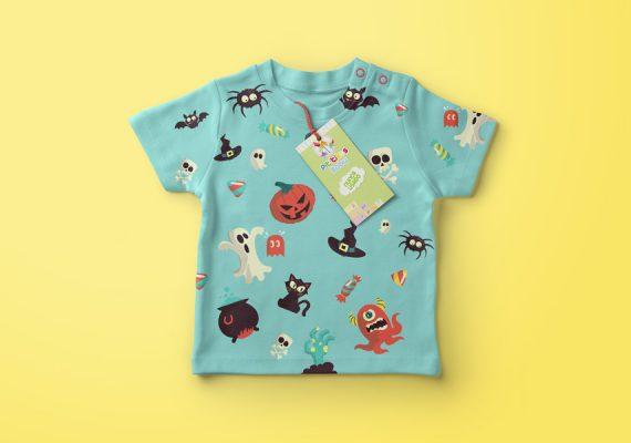 Etiquetas para roupas Pititikos Baby